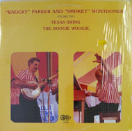 "Knocky Parker And Smokey Montgomery Vinyl 12"" (Used)"