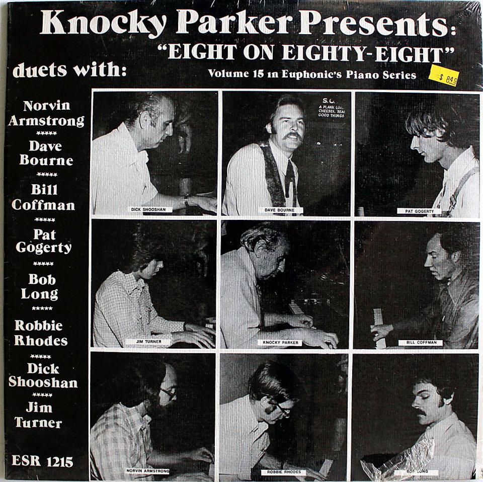 """Knocky Parker Vinyl 12"""" (New)"""