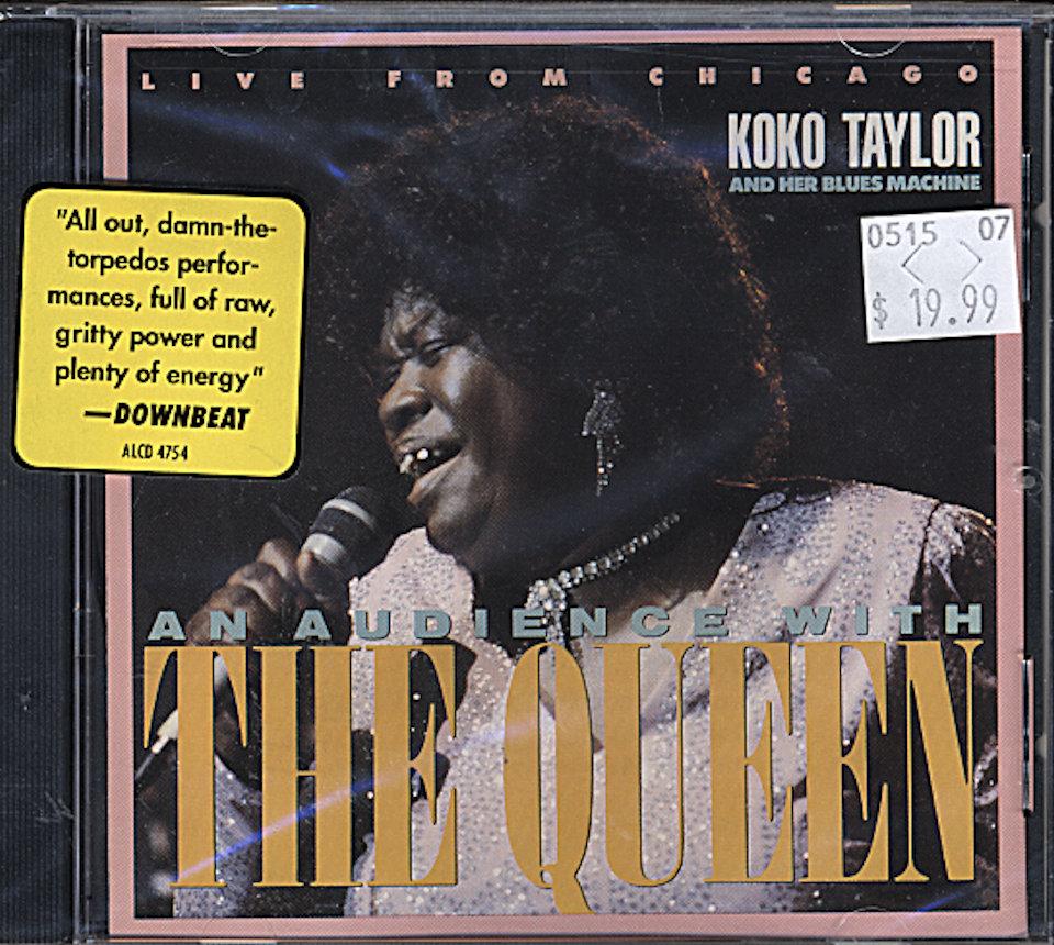 Koko Taylor & Her Blues Machine CD
