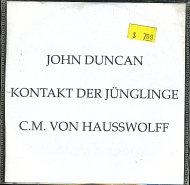 Kontakt Der Jünglinge CD