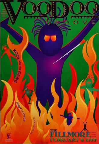 Kool & The Gang Poster