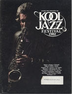 Kool Jazz Festival Program