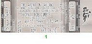 Korn Vintage Ticket