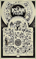 KSAN FM95 Poster