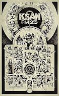 KSAN FM95 Poster