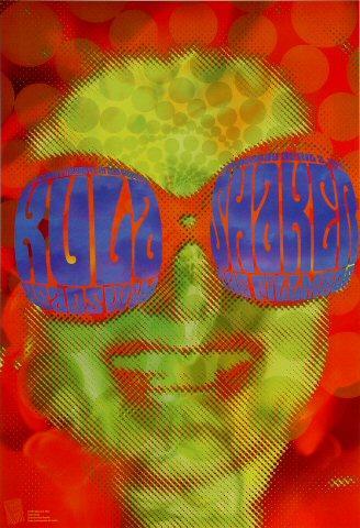 Kula Shaker Poster