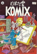 Kurtz Komix Comic Book