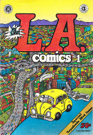 L.A. Comics #1 Comic Book