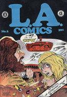 L.A. Comics #2 Comic Book