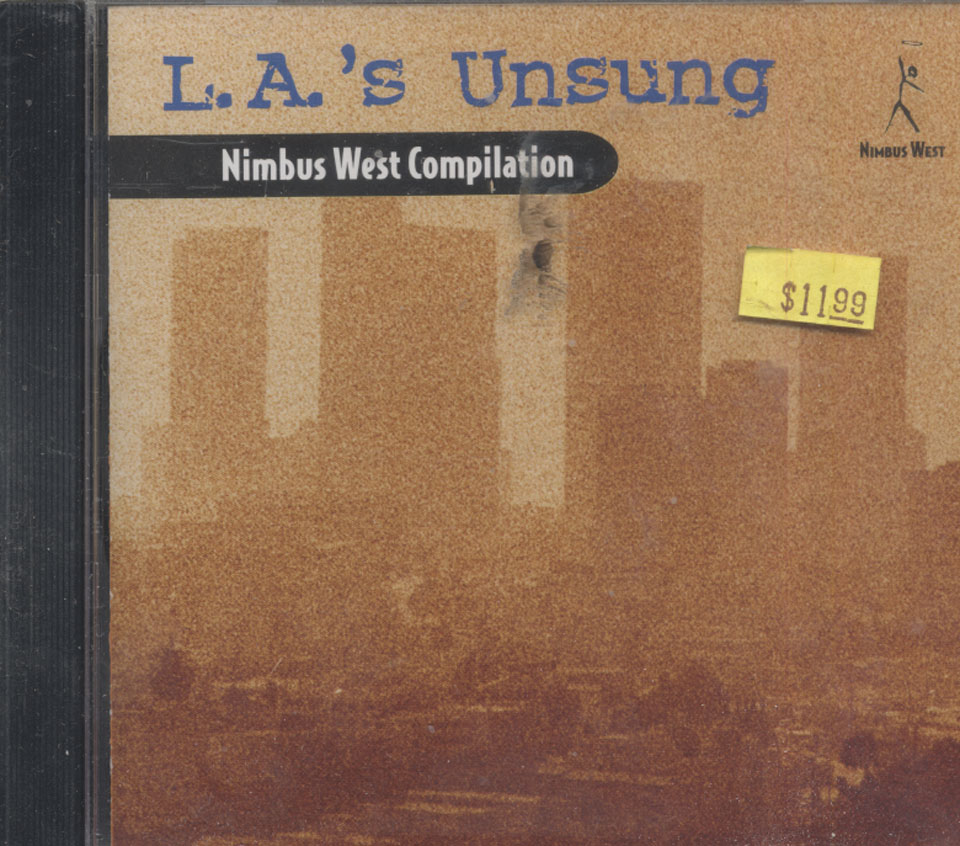 L.A.'s Unsung: Nimbus West Compilation CD