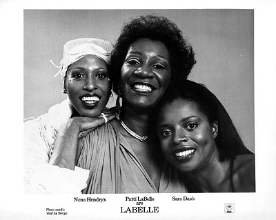 LaBelle Promo Print