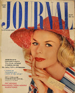 Ladies' Home Journal August 1959 Magazine