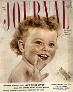 Ladies' Home Journal January 1954 Magazine