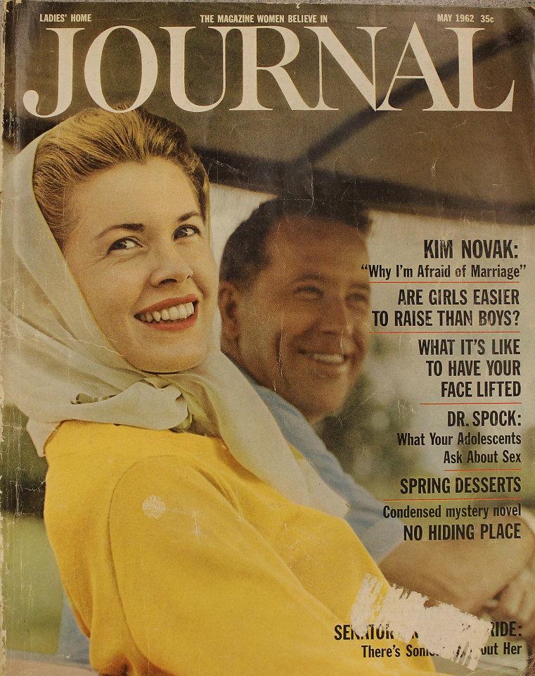 Ladies Home Journal Magazine Vol. LXXIX No. 5