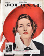 Ladies' Home Journal November 1950 Magazine