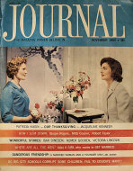 Ladies' Home Journal November 1960 Magazine
