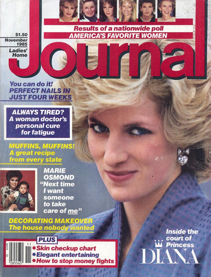 Ladies Home Journal Vol. CII No. 11