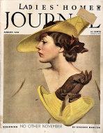 Ladies' Home Journal Vol. LI No. 8 Magazine