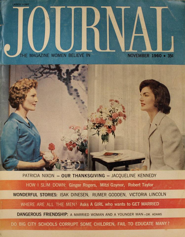 Ladies Home Journal Vol. LXXVII No. 11