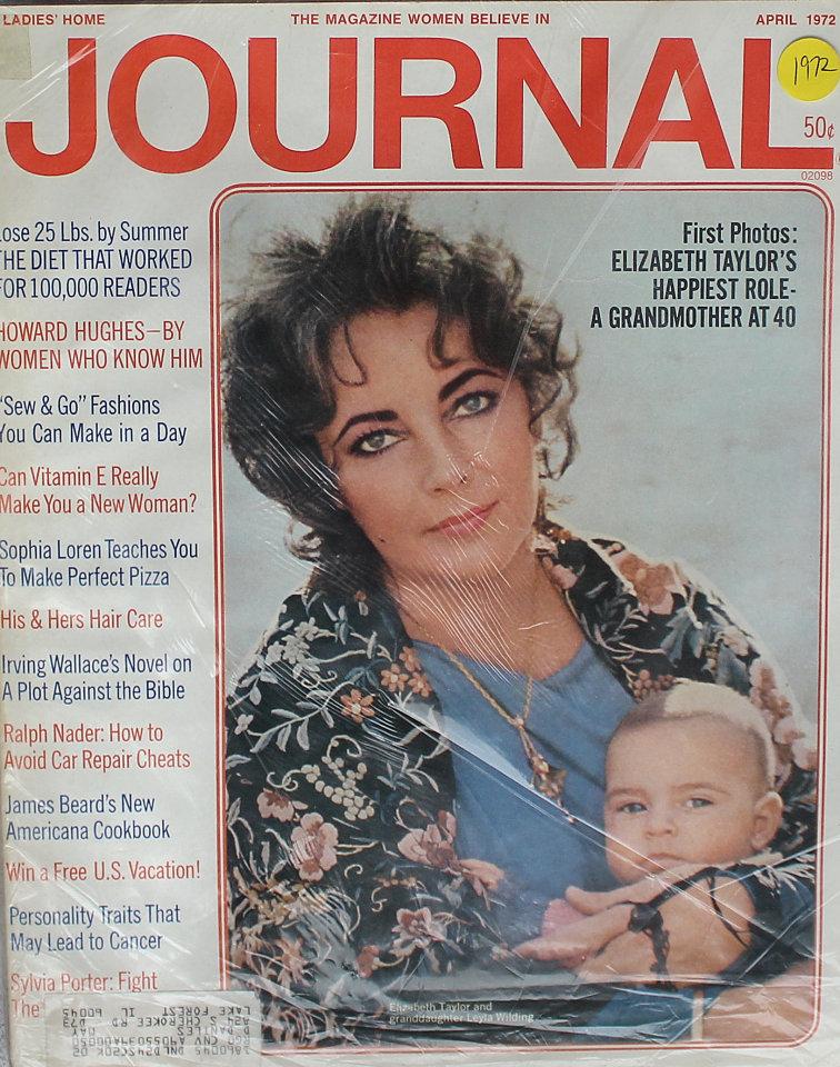 Ladies Home Journal Vol. LXXXIX No. 4