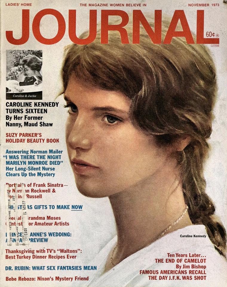 Ladies' Home Journal Vol. XC No. 11