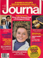 Ladies Home Journal Vol. XCVIII No. 8 Magazine