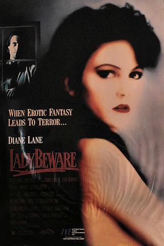 Lady Beware Poster