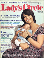 Lady's Circle Magazine June 1975 Magazine