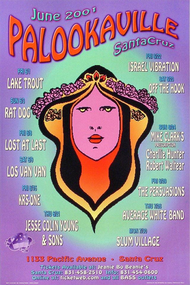 Lake Trout Poster