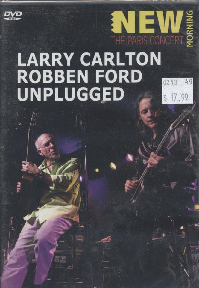 Larry Carlton / Robben Ford DVD