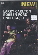 Larry Carlton / Robben Ford DVD
