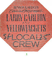 Larry Carlton Backstage Pass