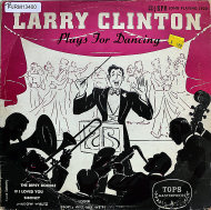 "Larry Clinton And His Orchestra Vinyl 10"" (Used)"