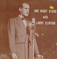 "Larry Clinton Vinyl 12"" (Used)"