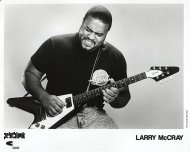 Larry McCray Promo Print