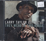 Larry Taylor and his Chicago West Side Blues & Soul Band CD
