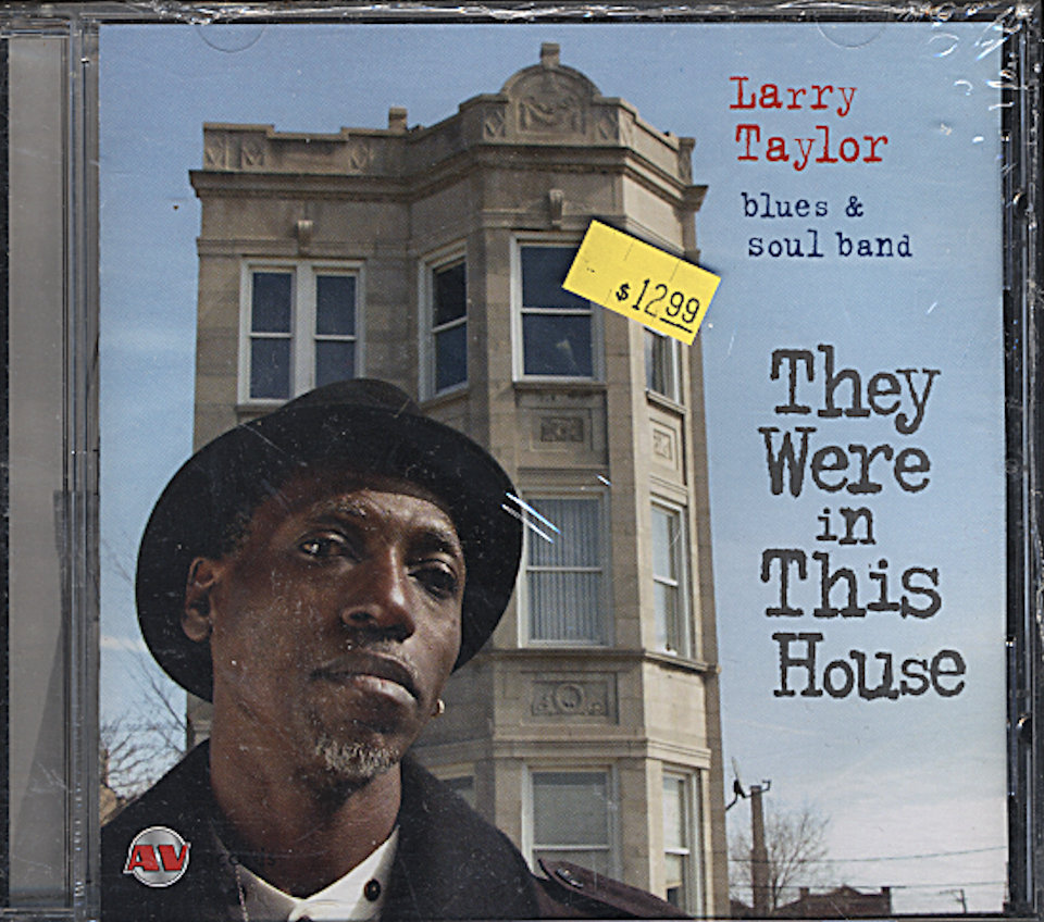 Larry Taylor CD