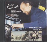 Larry Vuckovich CD