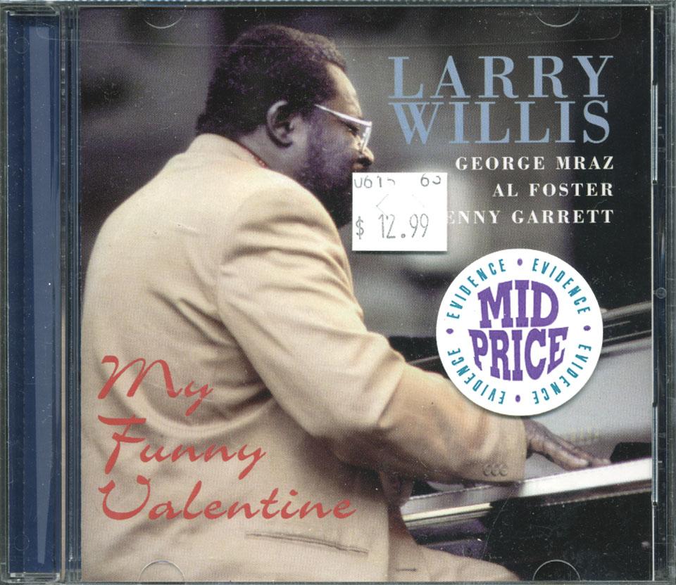 Larry Willis CD