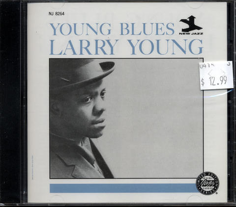 Larry Young CD