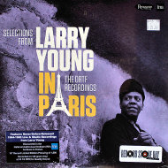 "Larry Young Vinyl 10"" (New)"