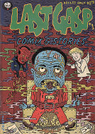 Last Gasp Comix and Stories #1 Comic Book