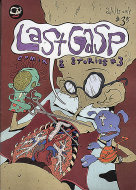 Last Gasp Comix and Stories #3 Comic Book