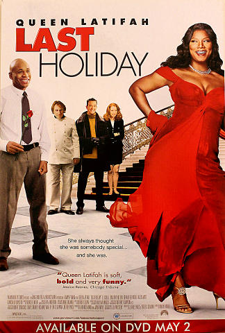 Last Holiday Poster