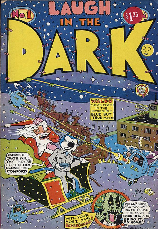 Laugh In The Dark #1 Comic Book