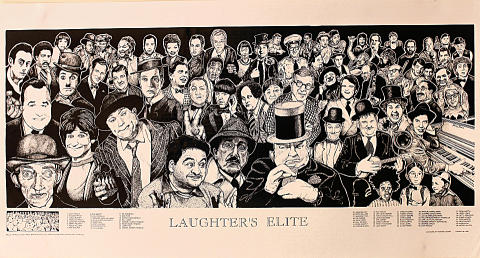 Laughter's Elite Poster