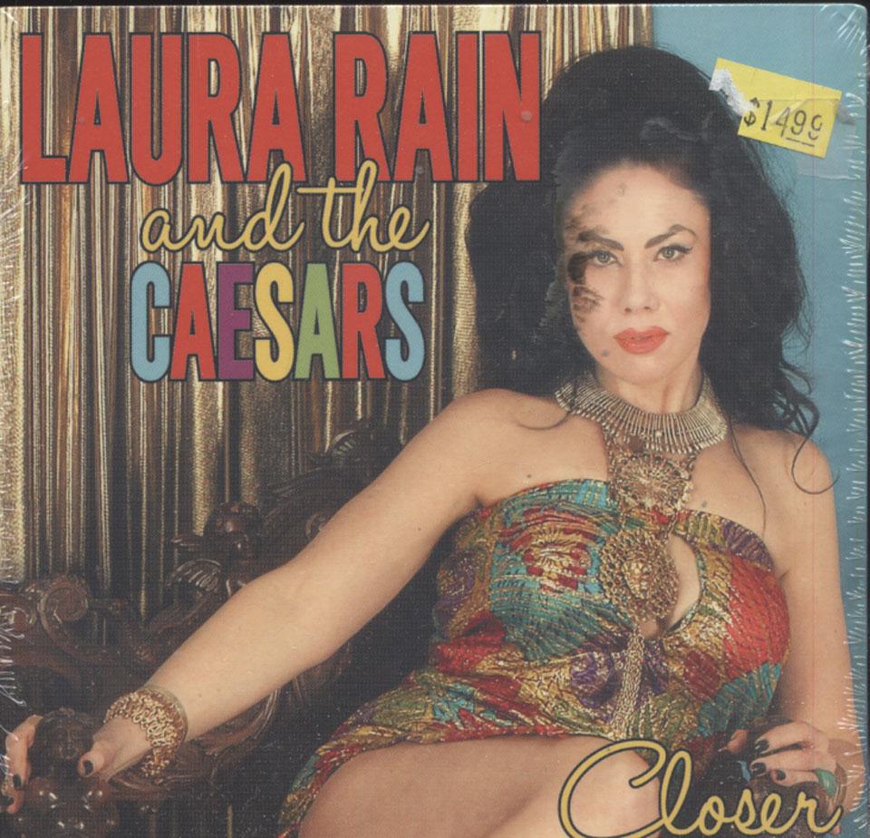 Laura Rain And The Caesars CD