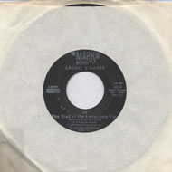 """Laurel and Hardy Vinyl 7"""" (Used)"""