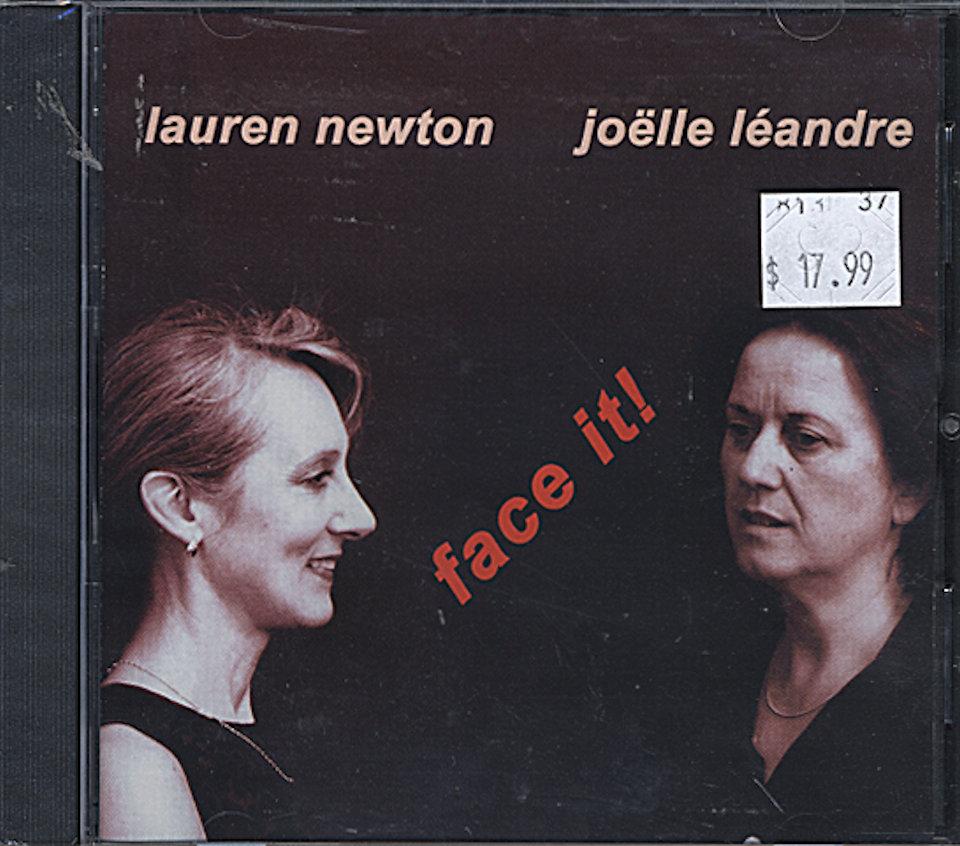 Lauren Newton / Joelle Leandre CD