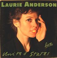 "Laurie Anderson Vinyl 12"" (Used)"